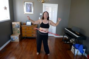 Hoopdancing!