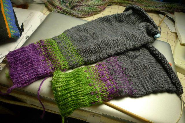 hiro sleeves progress 2