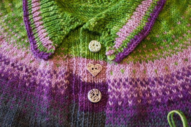 Denny buttons batch 2 close up